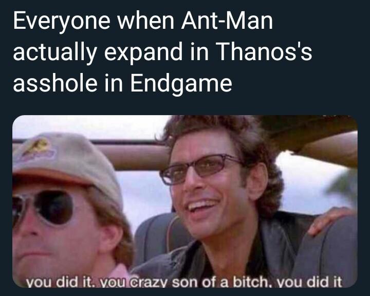 I hope it happens - meme