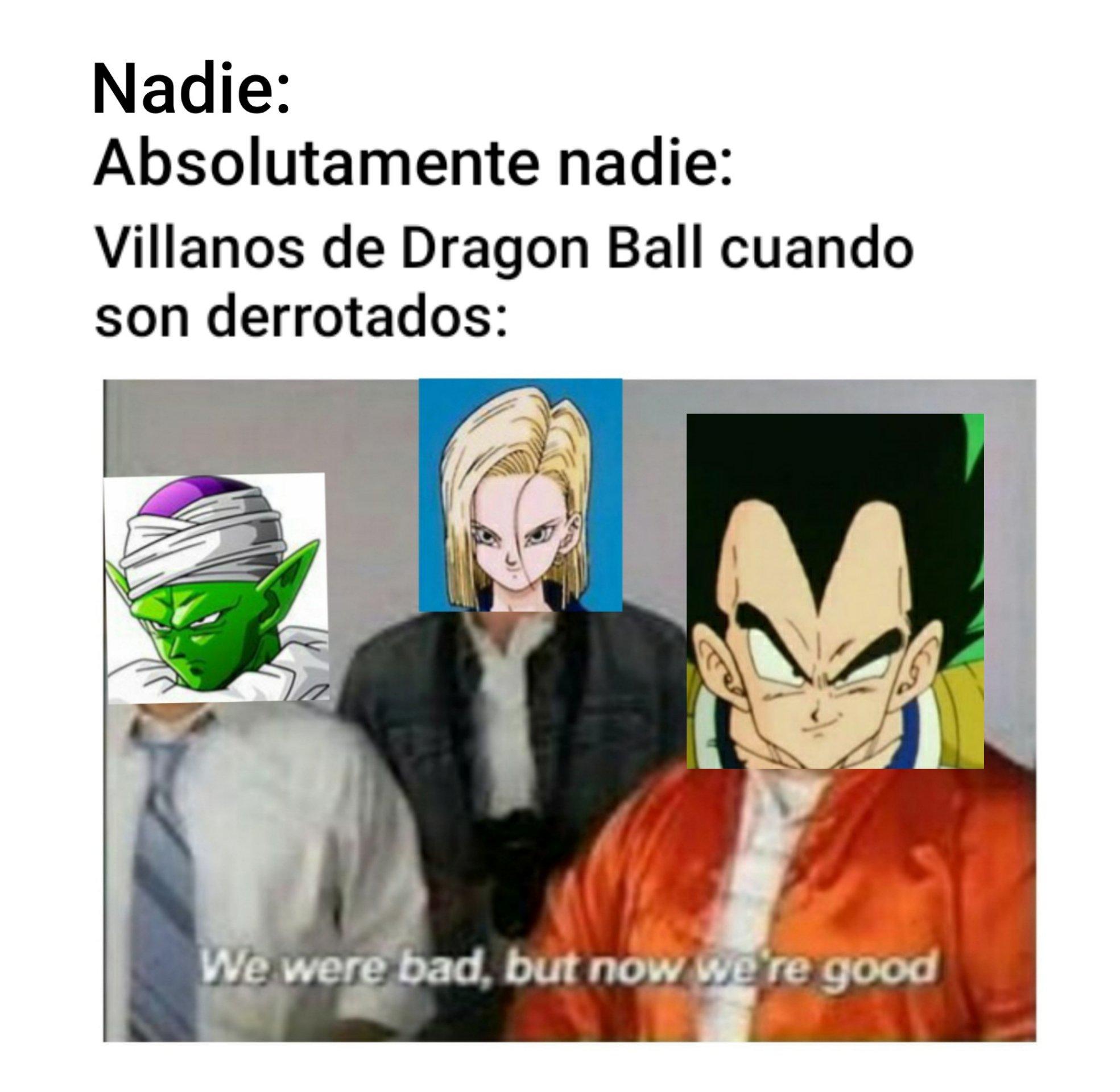 El título está volviéndose bueno - meme