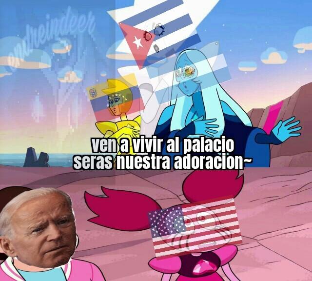 socialismo en todas partes!~ :D - meme