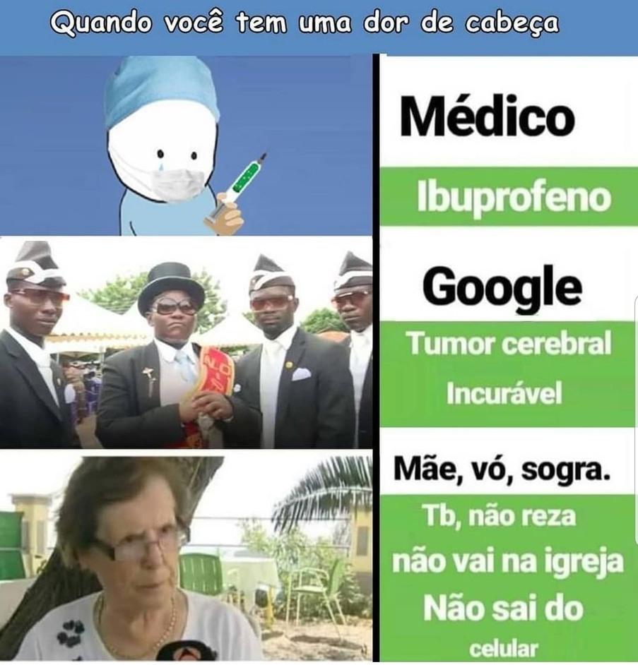 Google doctor - meme