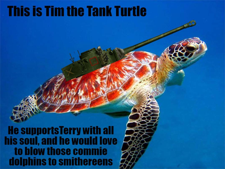 Terry Militia Group - meme