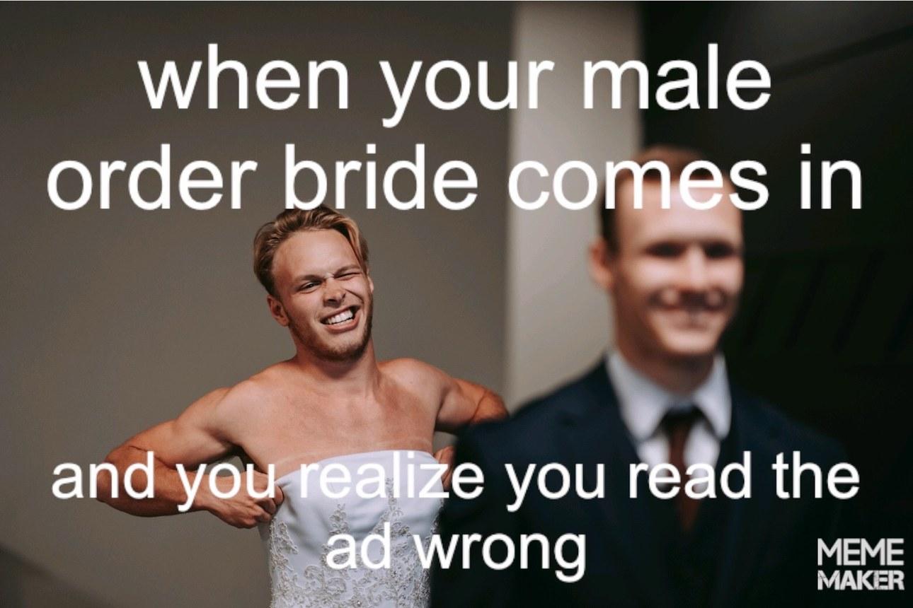 male order - meme