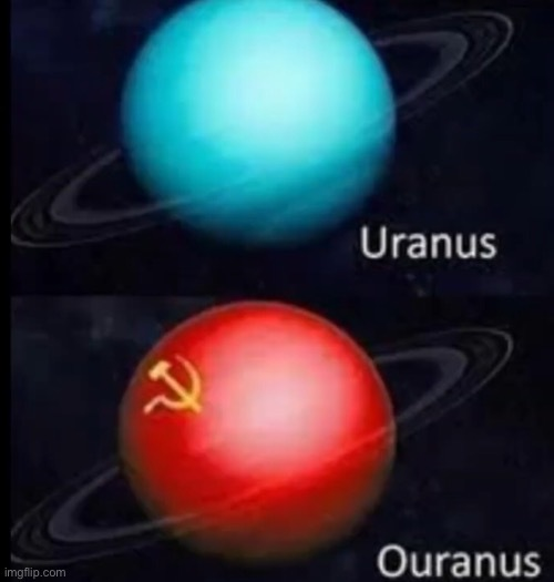 Sounds about right for a gas planet - meme