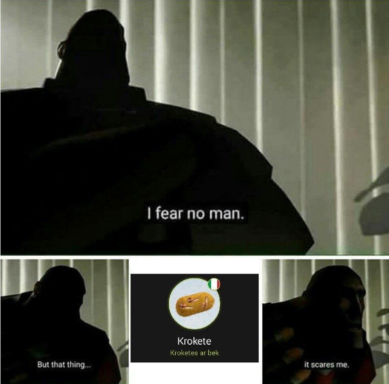 Krokete - meme