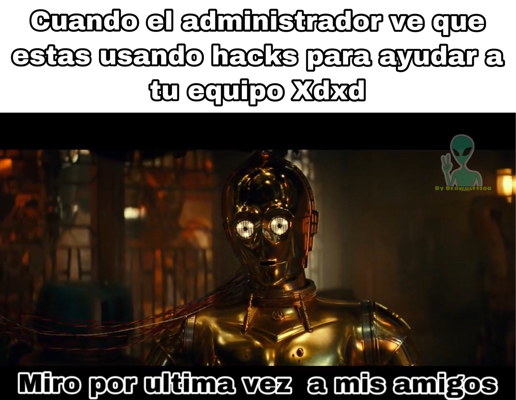 C-3PO - meme