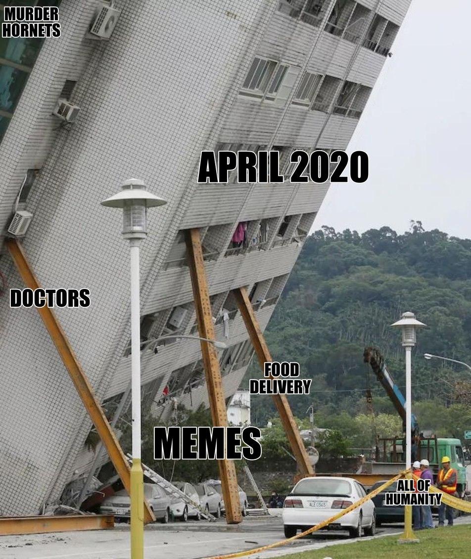 April Fools - meme