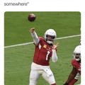 He'll catch it