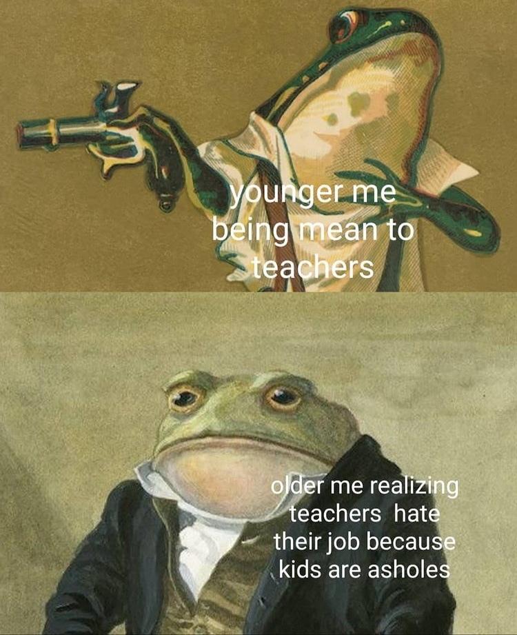 teach - meme