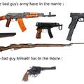 Class movie cliche