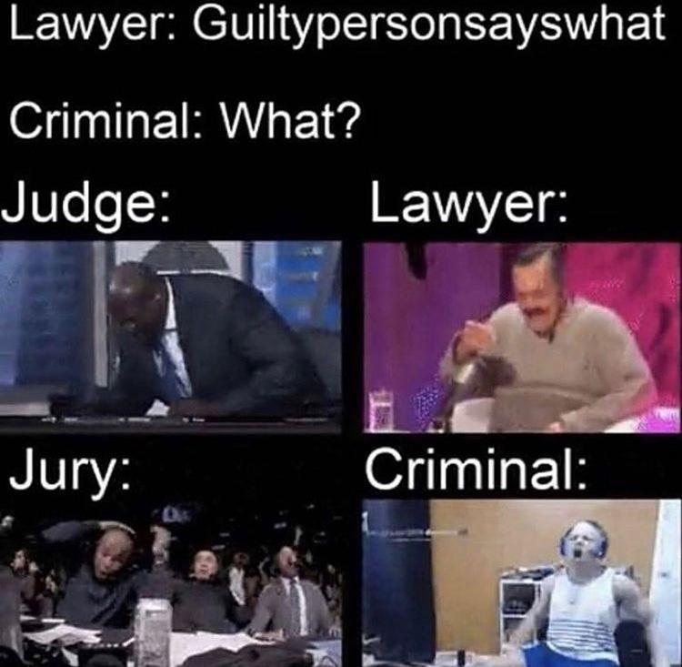 guilty - meme