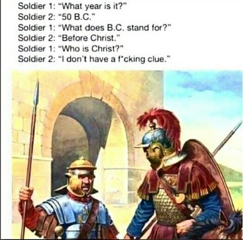Roman Romans - meme