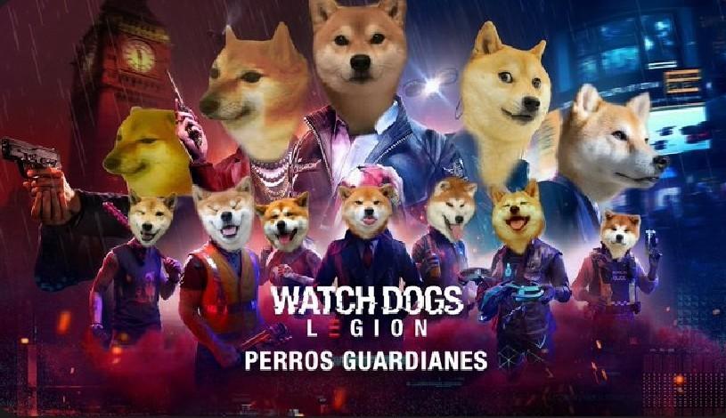 Mirra perros - meme