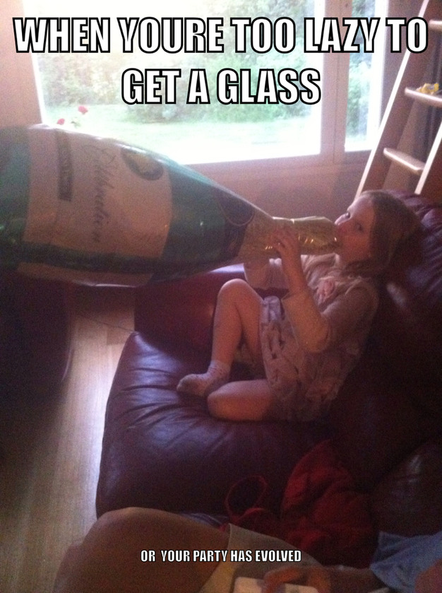 How to get wasted... - meme