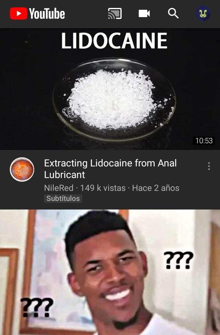 Gracias YouTube :\ - meme