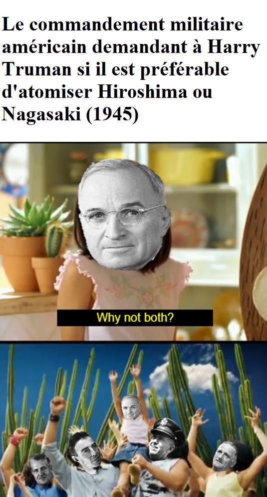Atome temps - meme