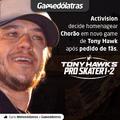 Tony Hawk's Pro Skater 1-2 (News)