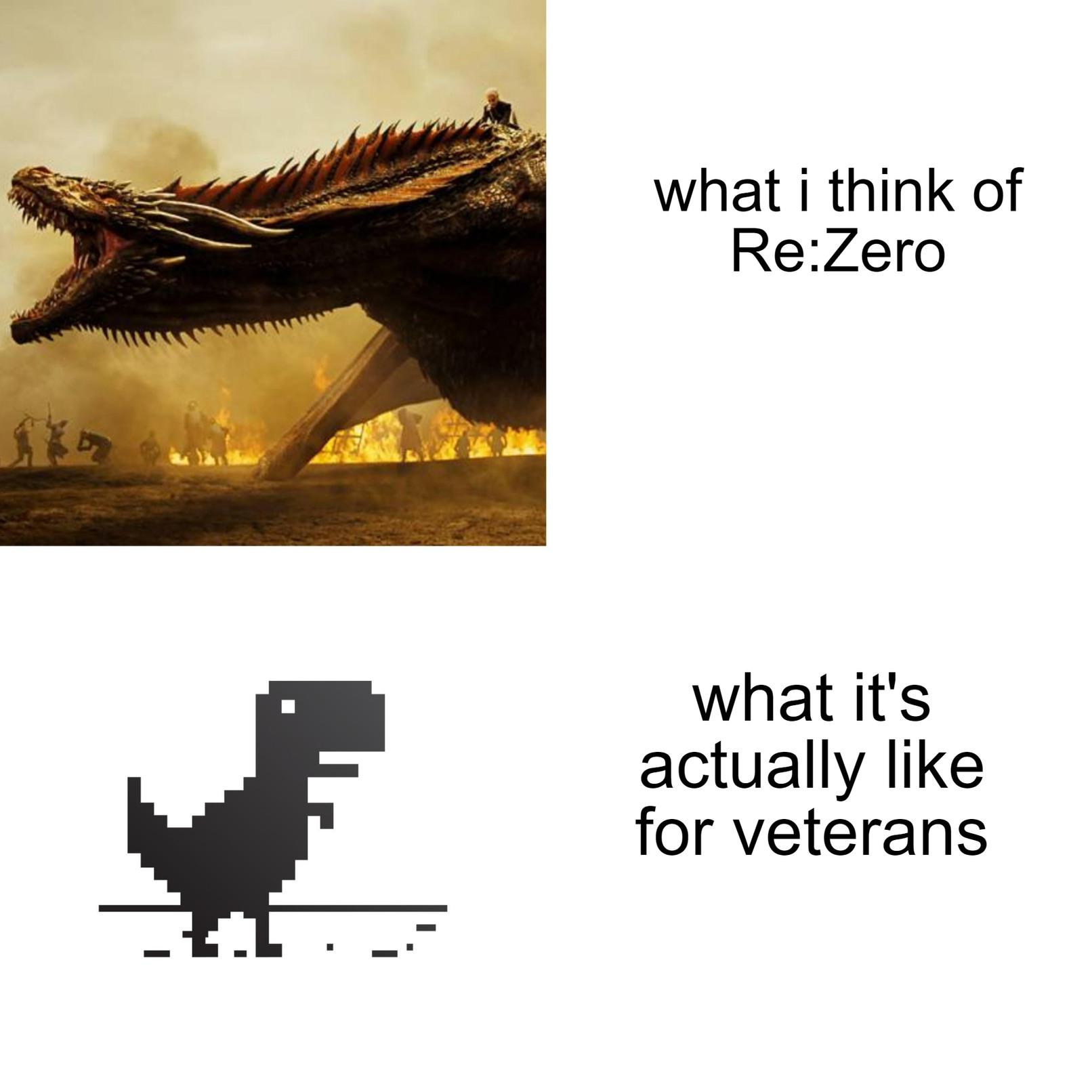 ANime Veterans - meme