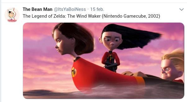 Zelda - meme