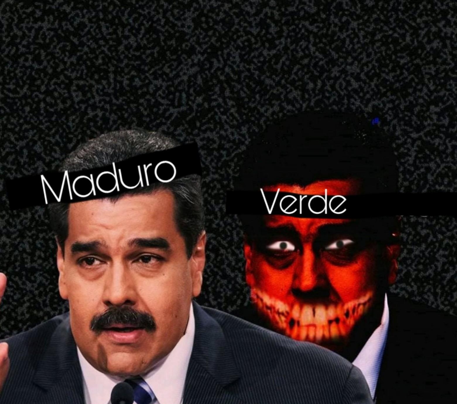 Maduro  דחחדלדחמד - meme