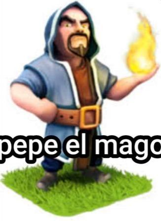 pepe el mago - meme