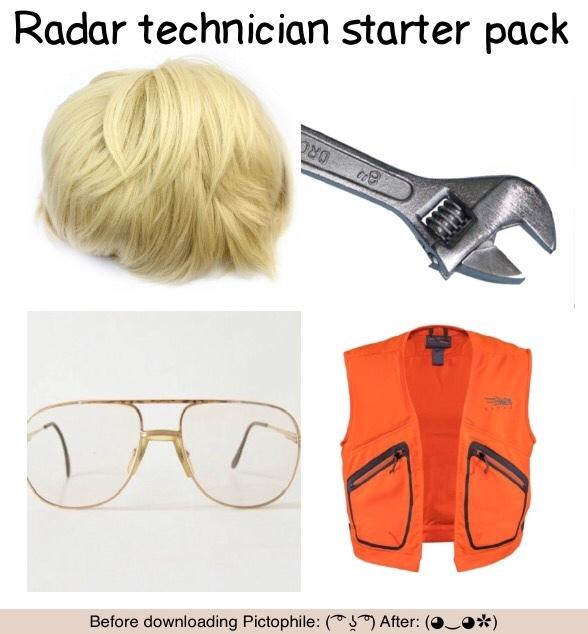 Radar Tech - meme