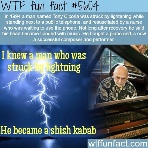 Lightning - meme
