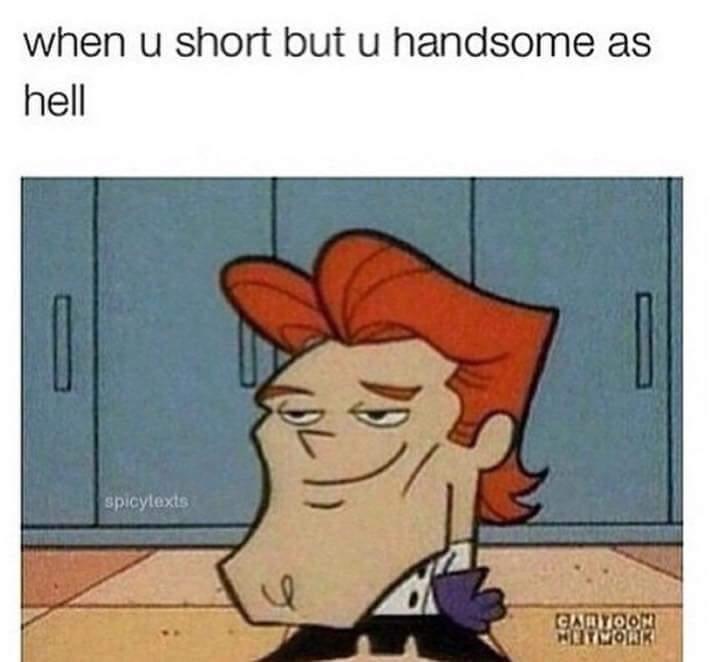 Short life - meme
