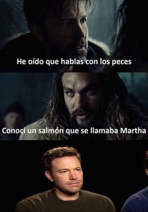 pobre Batman ;) - meme