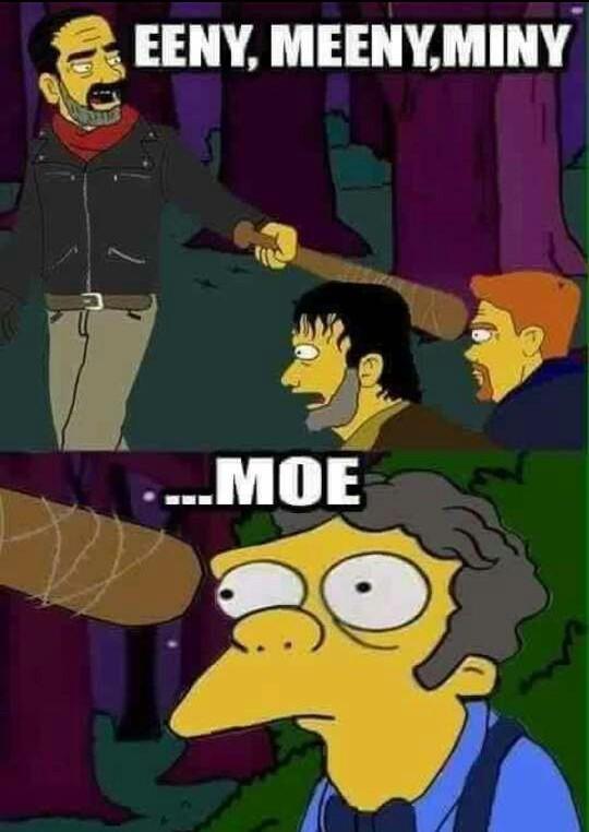 Rip Moe - meme
