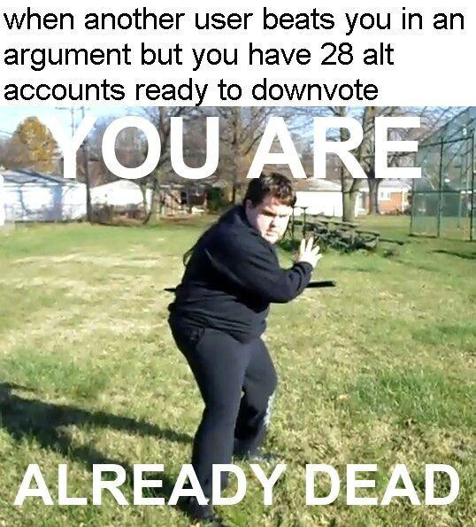 Run - meme