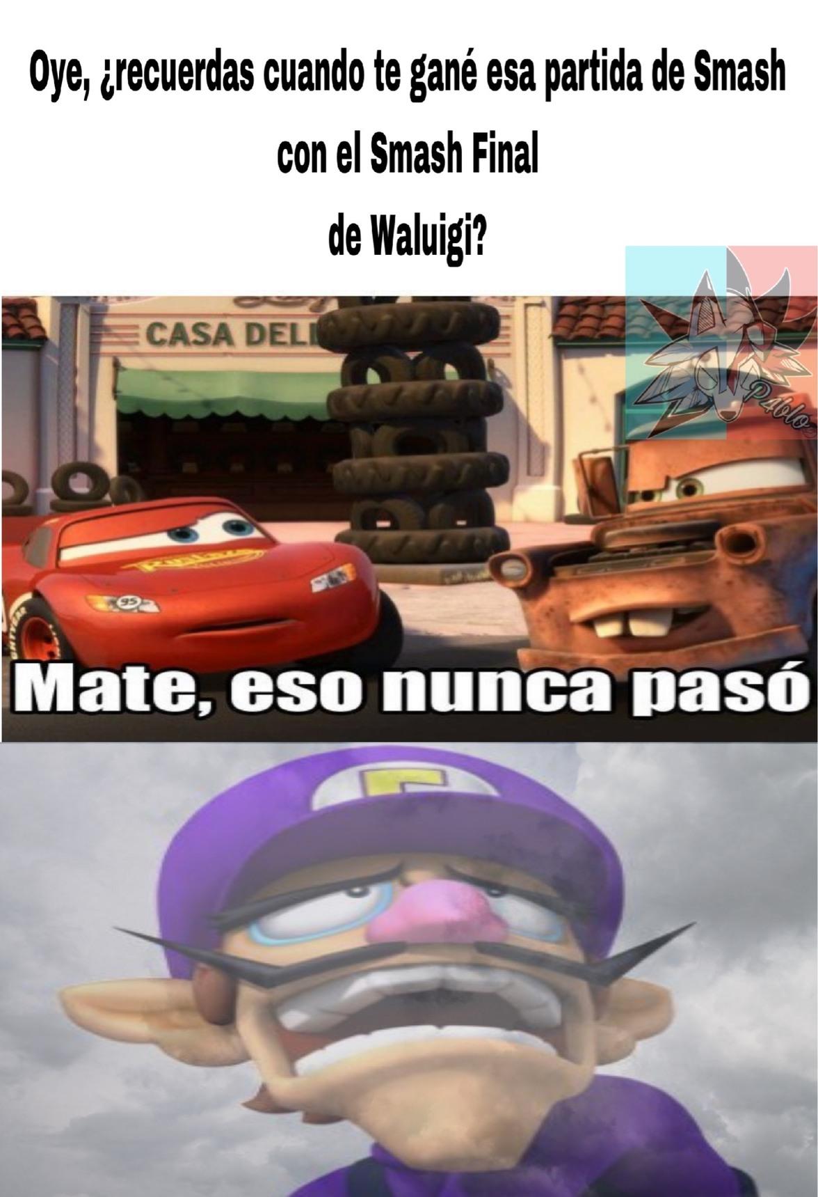 Waaaa - meme