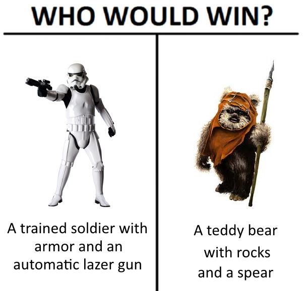 Logique imparable - meme