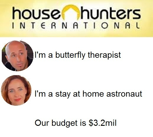 House hunters international - meme