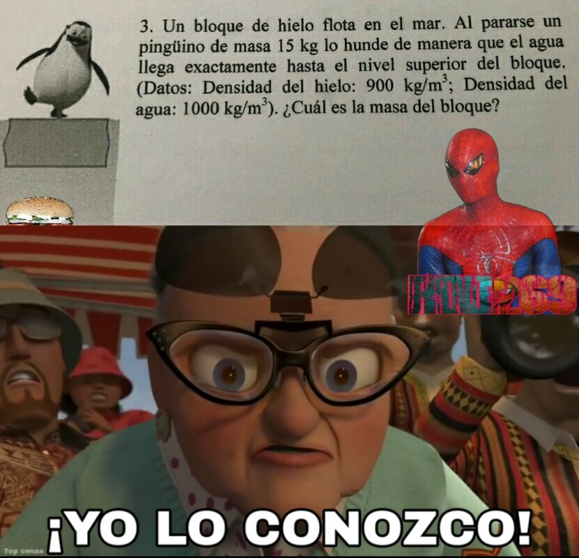 Clark No Pudo Llegar - meme