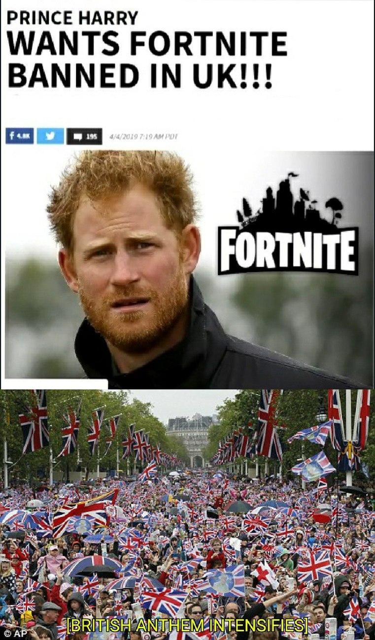 The colonies left britain, look what happened - meme