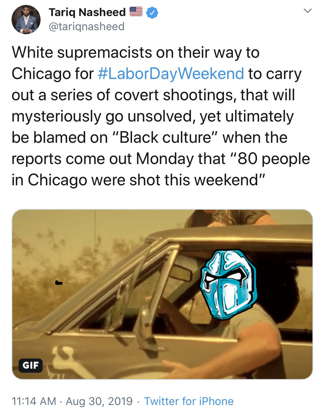 dongs in a supremacist - meme