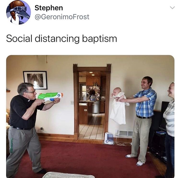 Baptêmes - meme