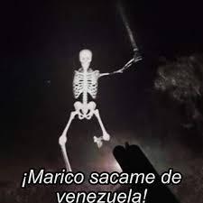 sacalo de venezuela - meme
