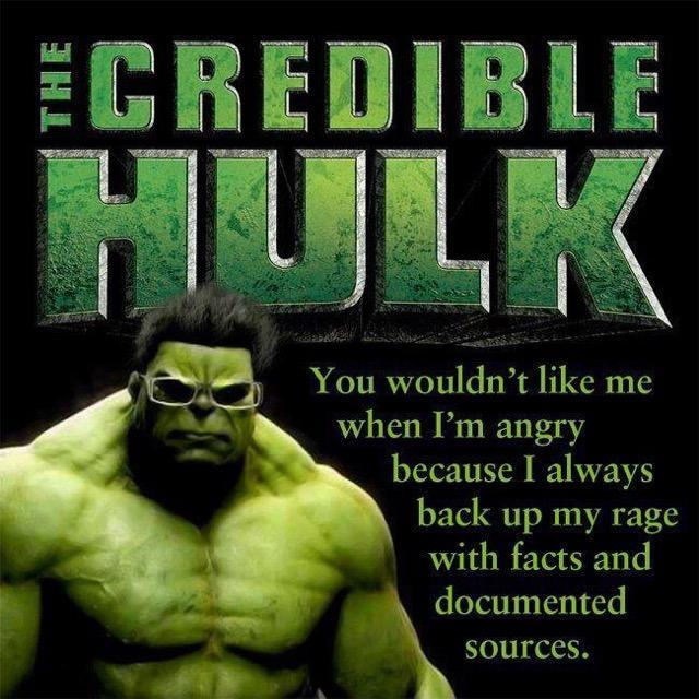 Credible - meme
