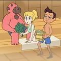 Los personajes de gordo mamon