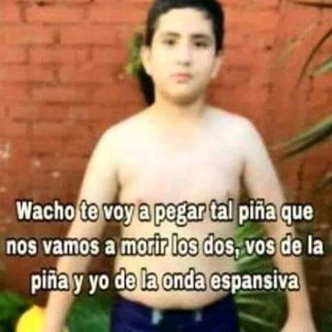 Buena piña - meme