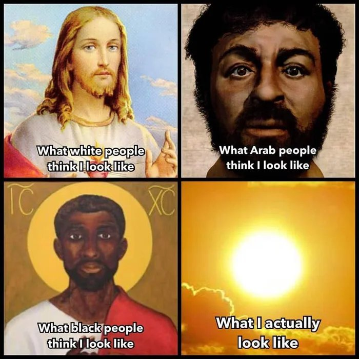 """From """"God"""" with love ;) - meme"""