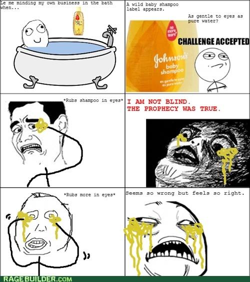 Shampoo - meme
