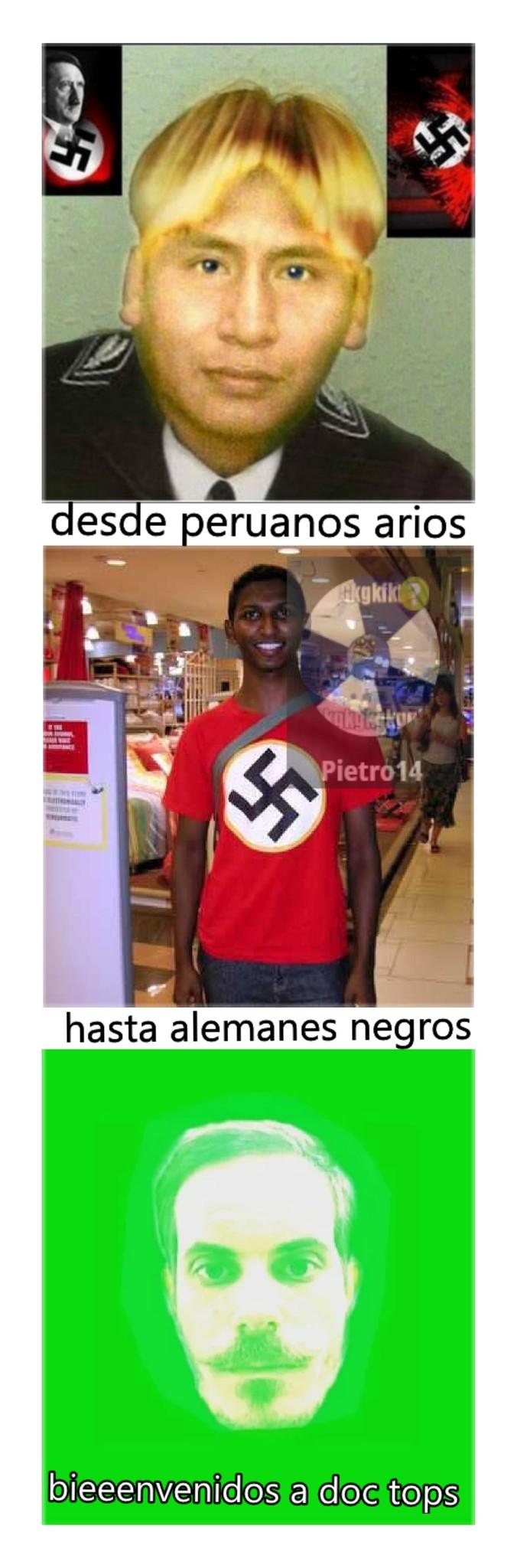 SOLO LOS PERUANOS LO ENTENDERAN - meme