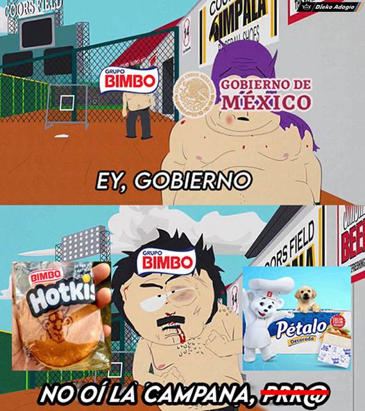 SOY DE ARGENTINA ,PERO APOYO A LOS MEXICANOS EN ESTE TEMA - meme