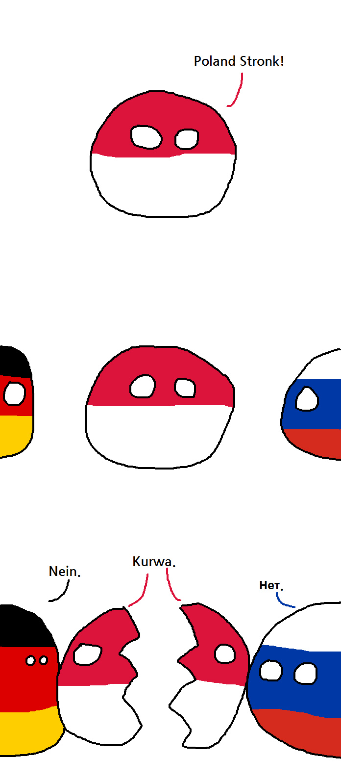 Poor polan - meme