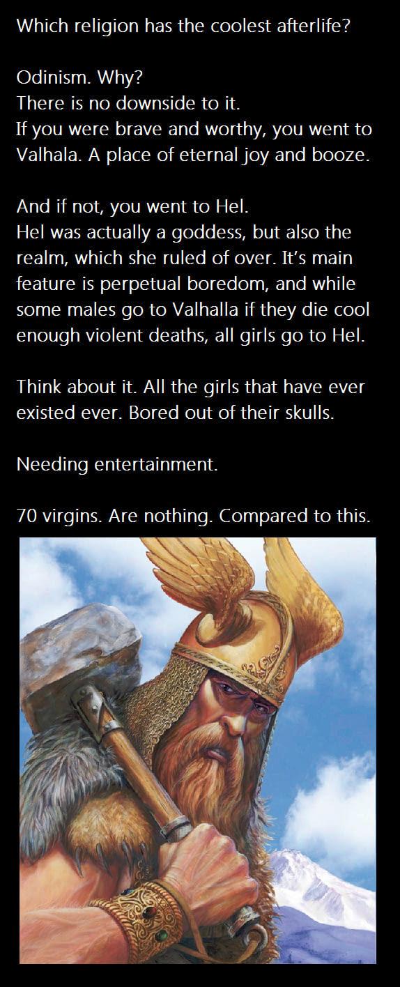 Hail Odin! - meme