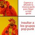 Punks...