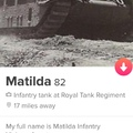 Title is real tinder profile