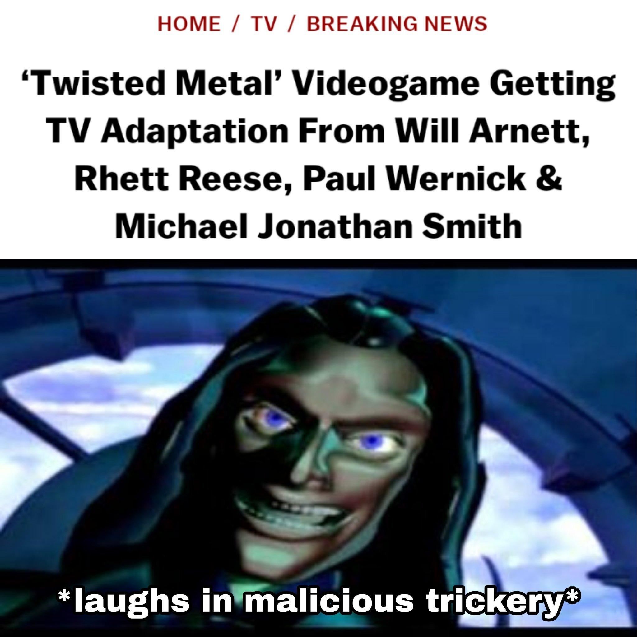 Like a goddamn genie... - meme